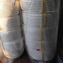 Веревка крученая 10мм 100 метровый  в Алматы, фото 3