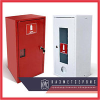 Шкаф для огнетушителя (1шт) ШП-О-04 №90 (до ОП-10)