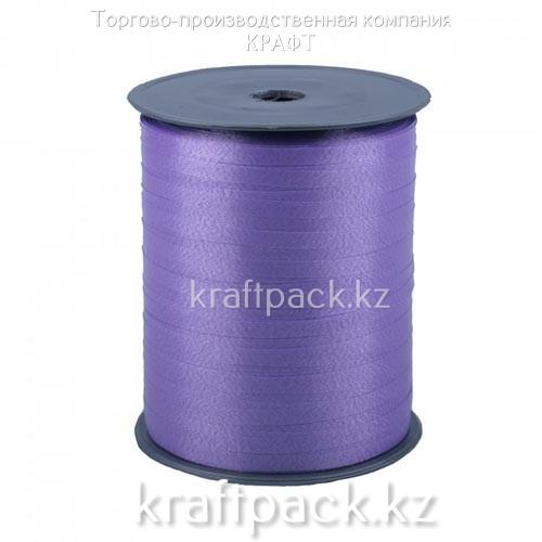Лента декоративная 0,5 см (Фиолетовая)*500 метров