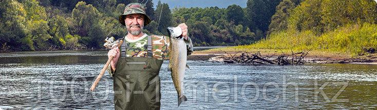 Полукомбинезон рыбацкий 918 ПМРС. р-р 42-46 Алматы - фото 2