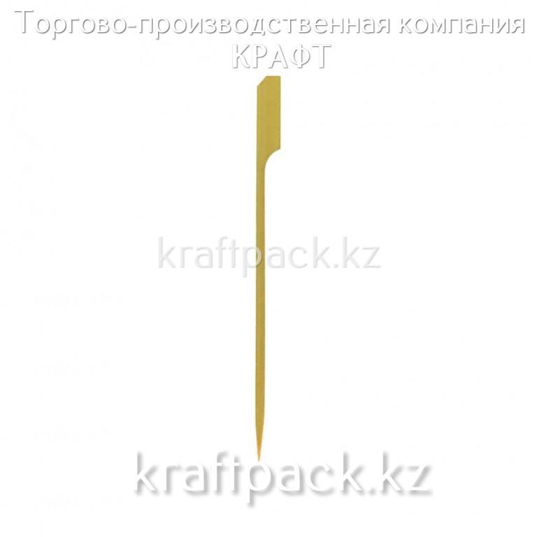 Пика 25 см (100 шт/уп) Бамбук