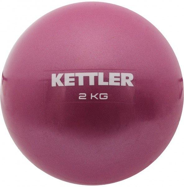 Мяч утяжеленный Kettler, 2 кг