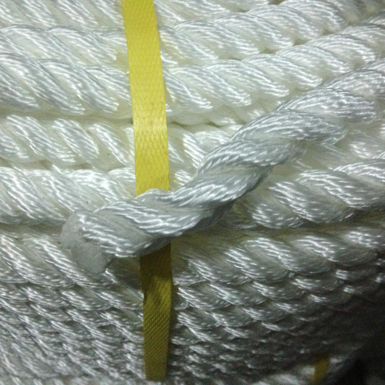 Веревка крученая 16мм 100 метровый  в Алматы