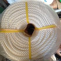 Веревка крученая 16мм 100 метровый  в Алматы, фото 3