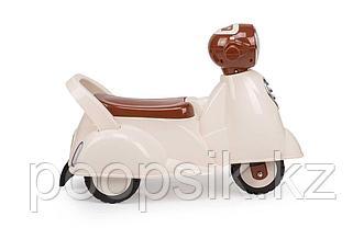 """Мотоцикл-каталка Happy Baby """"MOPPY"""" (beige )"""