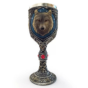 Бокал Волк