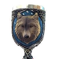 Бокал Волк, фото 2