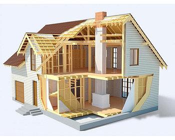 Деревянные каркасные дома