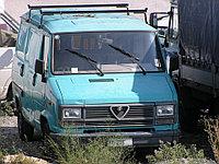 Кузовной порог для Alfa Romeo AR6 (1985 1989)