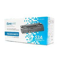 Картридж Europrint EPC-7553A Black (3000 страниц)