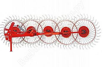 Грабли-ворошилки навесные ГВН (2.4м,3.0м) D-Pol,Беларусь, фото 2