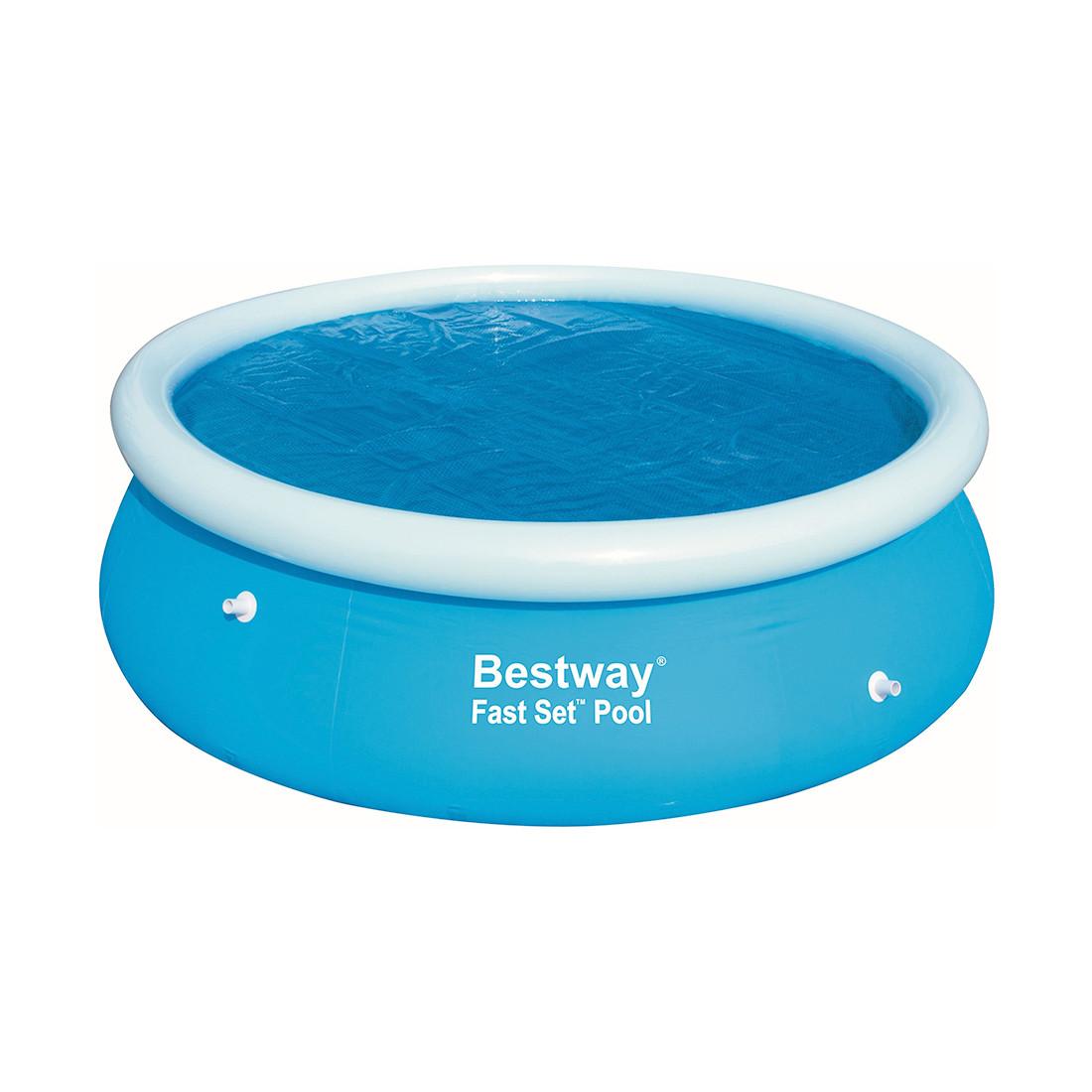 Тент для бассейна  BESTWAY 58060 (диам. 244 см)