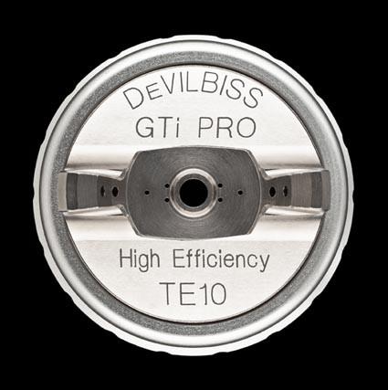 Воздушная голова для краскораспылителей PRO-102-TE10