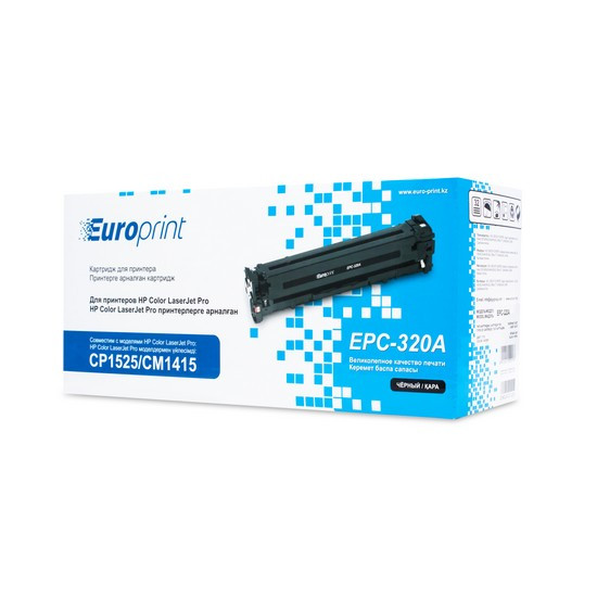 Картридж Europrint EPC-320A Black (2000 страниц)