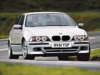 Кузовной порог для BMW 5-reihe E39 (1995 2003)