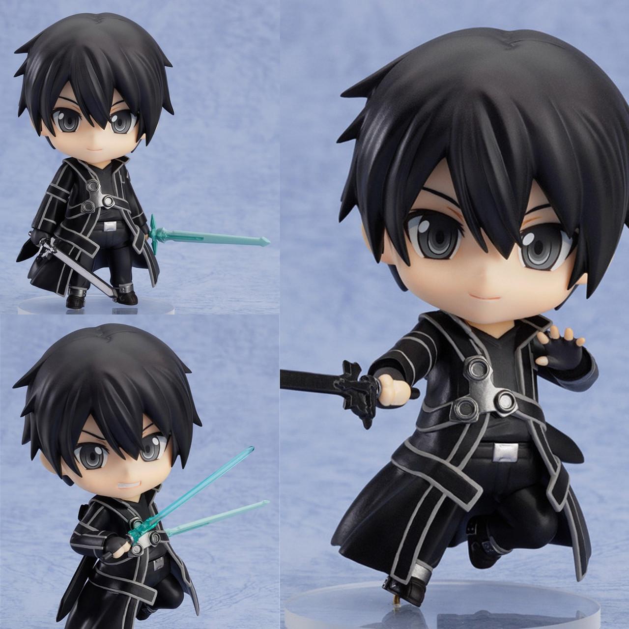 Фигурка нендороид Kirito 295 Sword Art Online (Реплика)