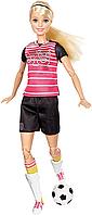 Кукла Barbie Made to Move Безграничные движения Футболистка, фото 1