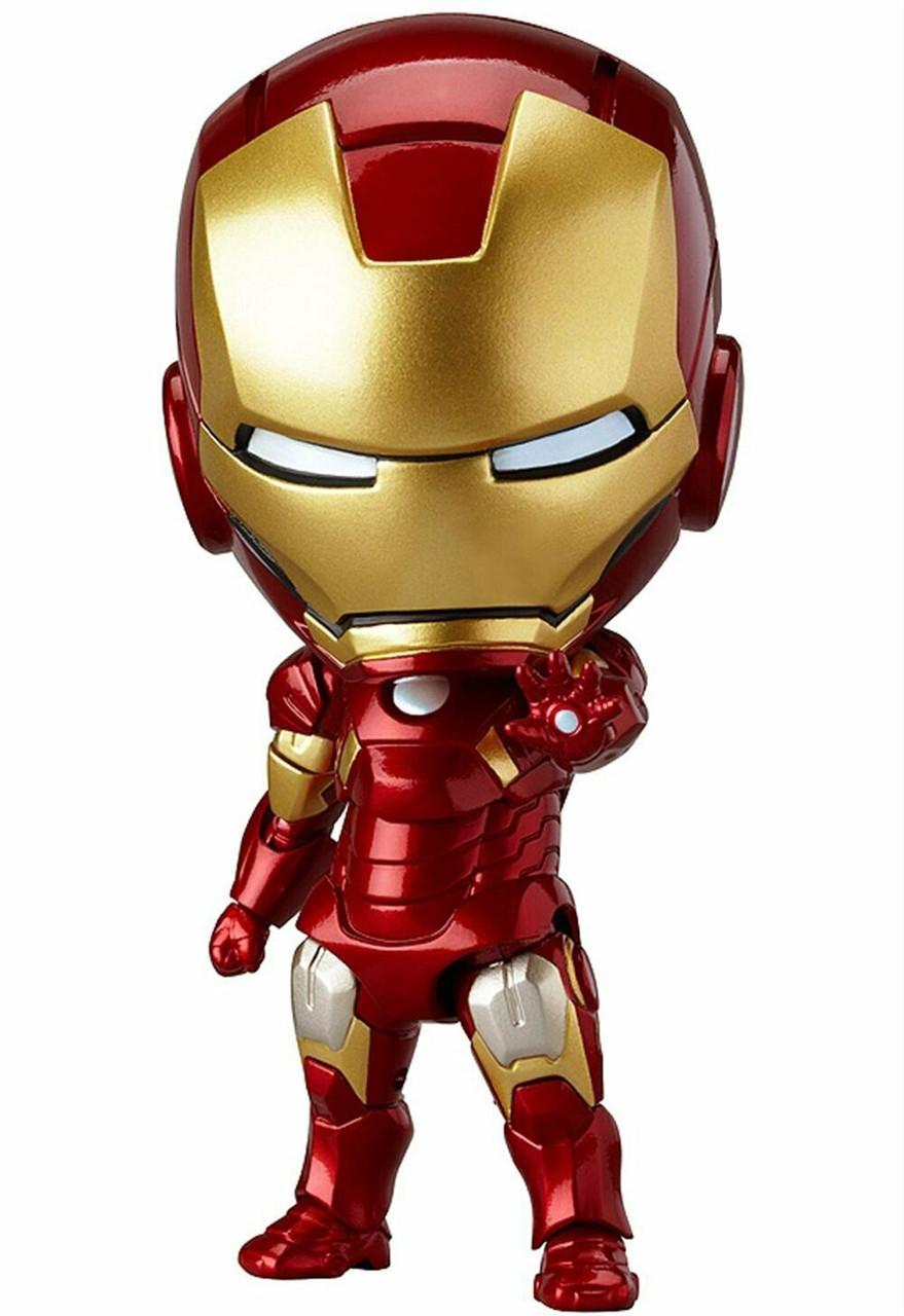 Фигурка нендороид Iron Man Железный Человек (реплика)