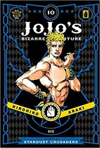JoJo's Bizarre Adventure: Part 3--Stardust Crusaders, Vol. 10