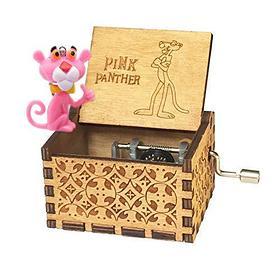 Музыкальная шкатулка Розовая пантера