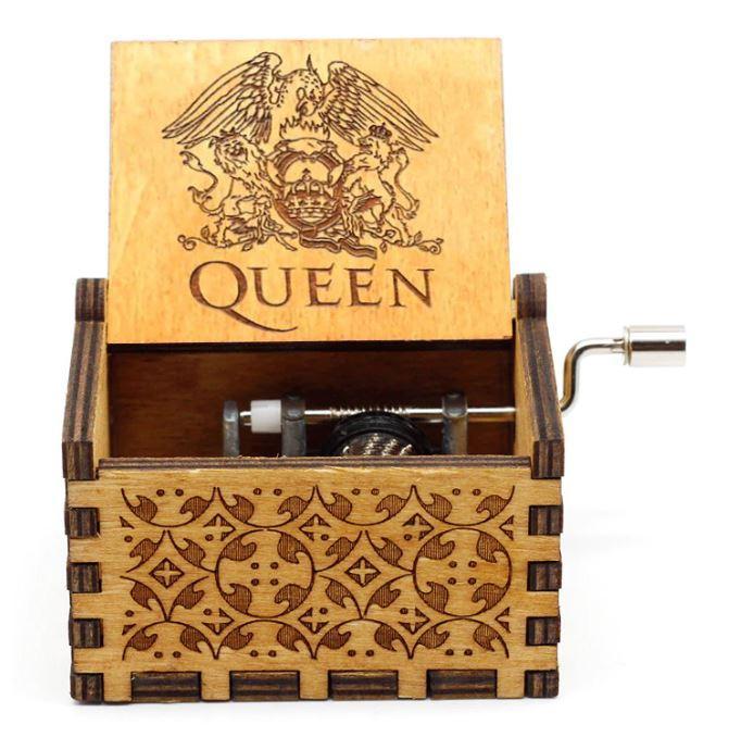 Музыкальная шкатулка Queen