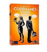 Настольная игра Кодовые имена Картинки GaGa