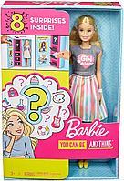Набор Барби «Я могу быть - сюрприз» блондинка Barbie GFX86, фото 1