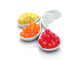Мармеладные шарики Del'Ar