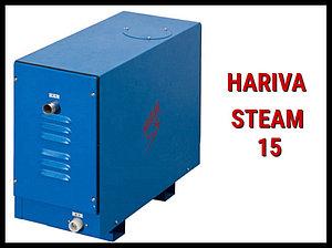 Парогенератор Hariva Steam15 c пультом управления