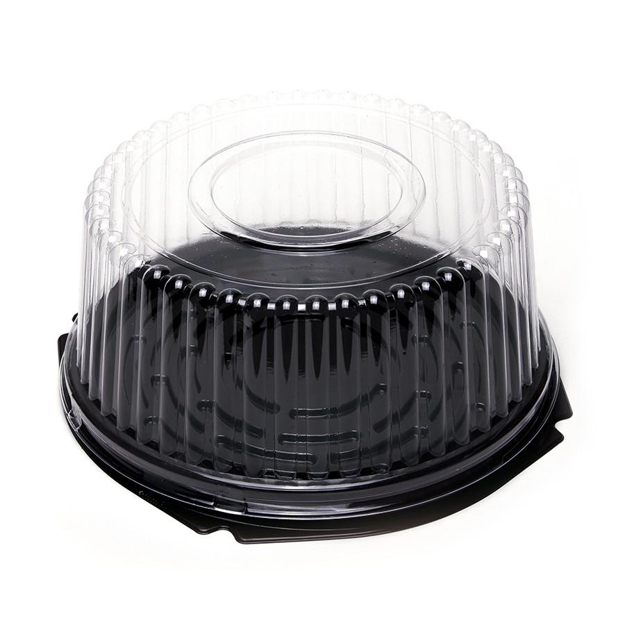 Упаковка пластиковая для торта (Дно 2750 +крышка 2740)