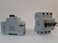 Выключатель автоматический MCBTPO 32 (MCB 3-х полюс.) 6 KA, 50Hz Материал корпуса-пластик. Производитель-HAVE