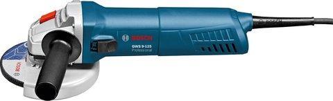 Угловая шлифмашина Bosch GWS 9-125