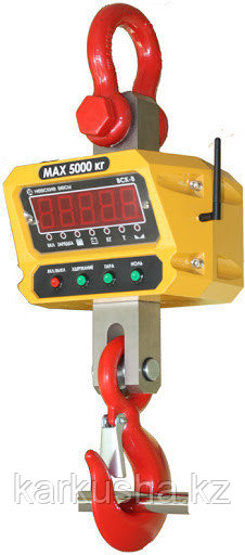 Крановые весы ВСК-20000ВД