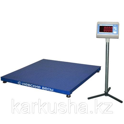 Платформенные весы для взвешивания животных ВСП4-1500 Ж, Платформа 2000х1000