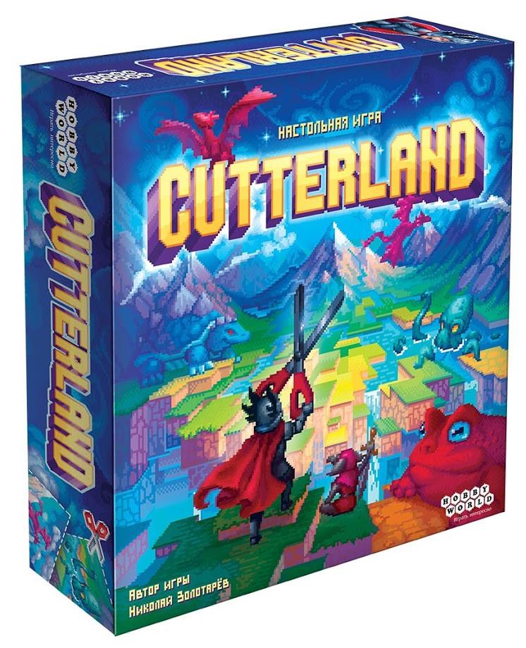 Настольная игра: Cutterland - фото 1