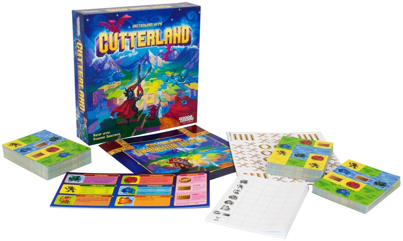 Настольная игра: Cutterland - фото 3
