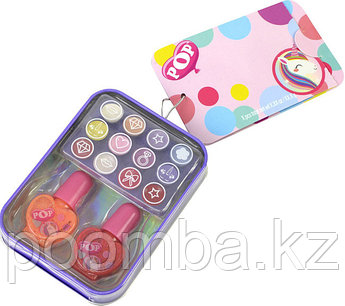 Детская декоративная косметика  POP, для лица и ногтей