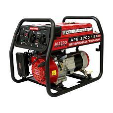Бытовые генераторы Alteco