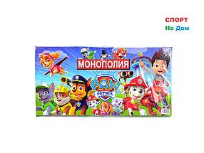 """Детская настольная игра """"Щенячий патруль"""" на 2-6 человек"""