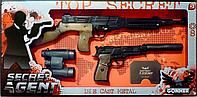 Набор игрового оружия Gonher Secret Agent, фото 1