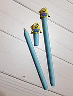 Ручка Миньон синяя