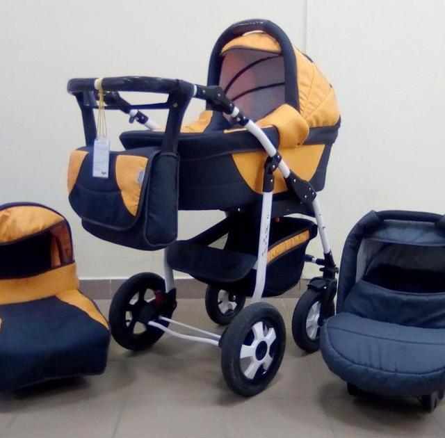 Детские коляски Bart-Plast