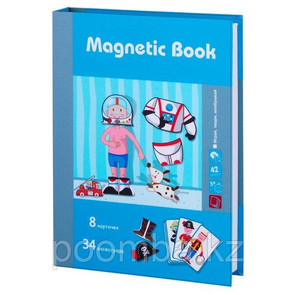 """Развивающая игра """"Интересные профессии"""" Magnetic Book"""