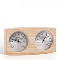 Станция банная Sawo 271-THBA термометр с гигрометром осина 225*125 мм