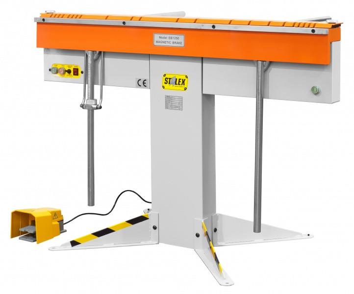 Станок листогибочный Stalex EB 1250х1,6 электромагнитный