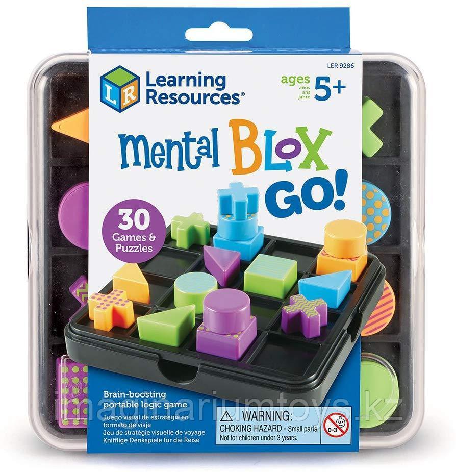 Развивающая игра Ментал Блокс «Mental blox Go»