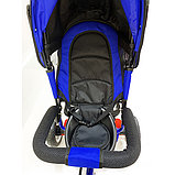 Велосипед 3-х колесный Lexus Trike, колеса пластик, синий 01-12585, фото 4