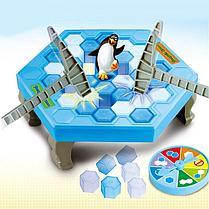 """Детская настольная игра """"Пингвин на льдине"""" Возраст от 3+, фото 2"""