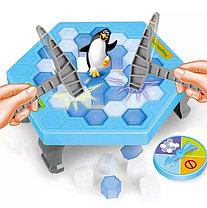 """Детская настольная игра """"Пингвин на льдине"""" Возраст от 3+, фото 3"""