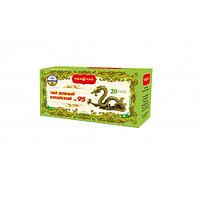 Чай Китайский зеленый № 95 ф/п 1,5х20шт(нов)